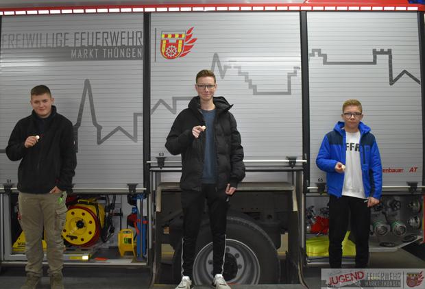 Wissenstest Feuerwehr Thüngen
